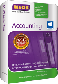 MYOB Accounting