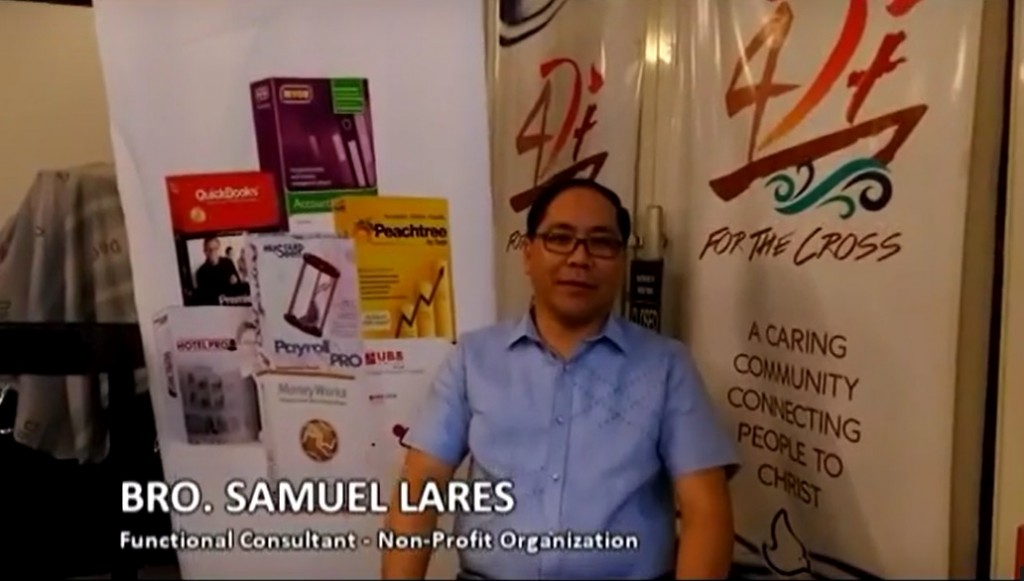 Sam Lares on how accounting software helps SMEs